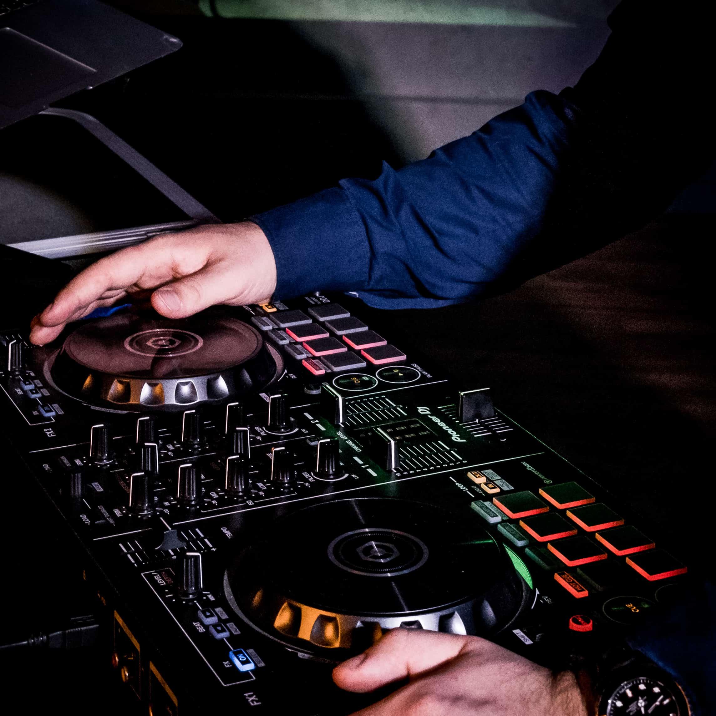 DJ Hendrik im Weitblick Göttingen
